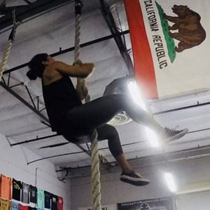 Dannielle CrossFit Trainer Near Riverside