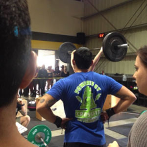 Ernesto Fitness Trainer At Gym In Riverside, California