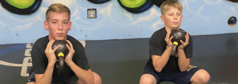 Best CrossFit Program For Kids And Teens Is At CrossFit Riverside